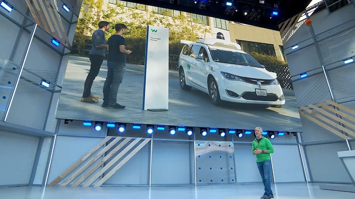 Waymo cabs are coming soon.