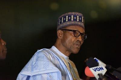 Nigerian President Muhammadu Buhari. (Xinhua/Yang Yang/IANS) (djj)