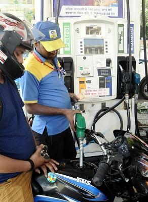 Petrol. (Photo: IANS)