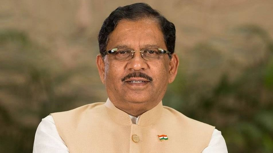 Dr G Parameshwara, who is to be sworn is as Karnataka's new Deputy Chief Minister.