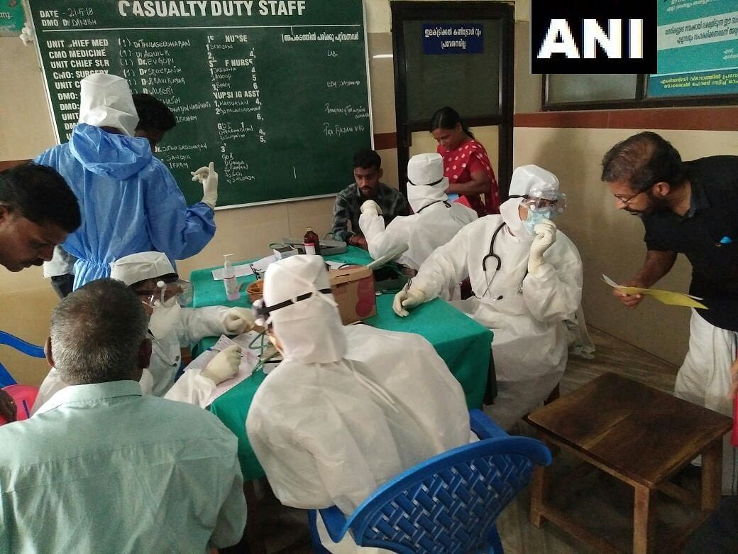 Two more people suspected to be infected by the Nipah virus died on Tuesday, 22 May in Kozhikode Medical College Hospital.