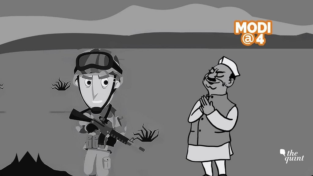 Modi@4: Govt's Defence Policies Leave a Lot to Be Desired