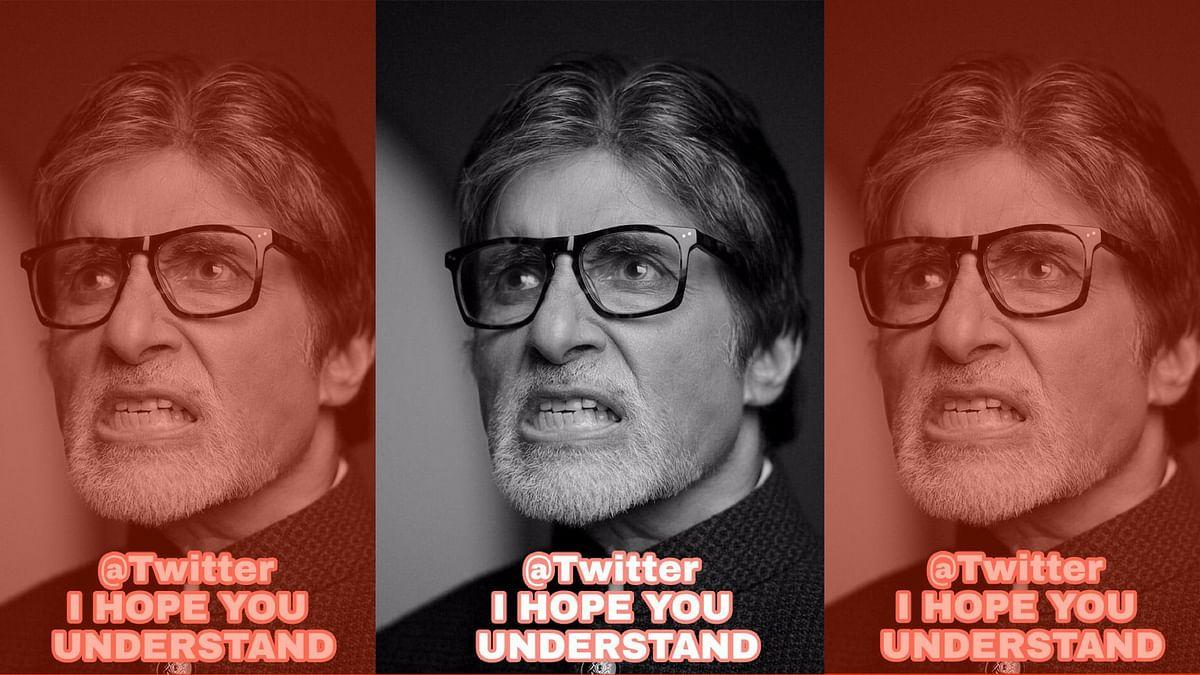 Amitabh Bachchan<i> ko gussa kyon aata hai?</i>