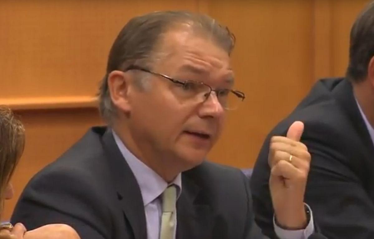 Philippe Lamberts, a Belgian Politician