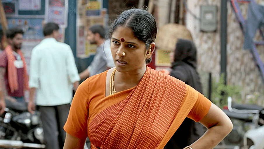 Easwari Rao has played a wide range of roles, but remains under-used as an actor.