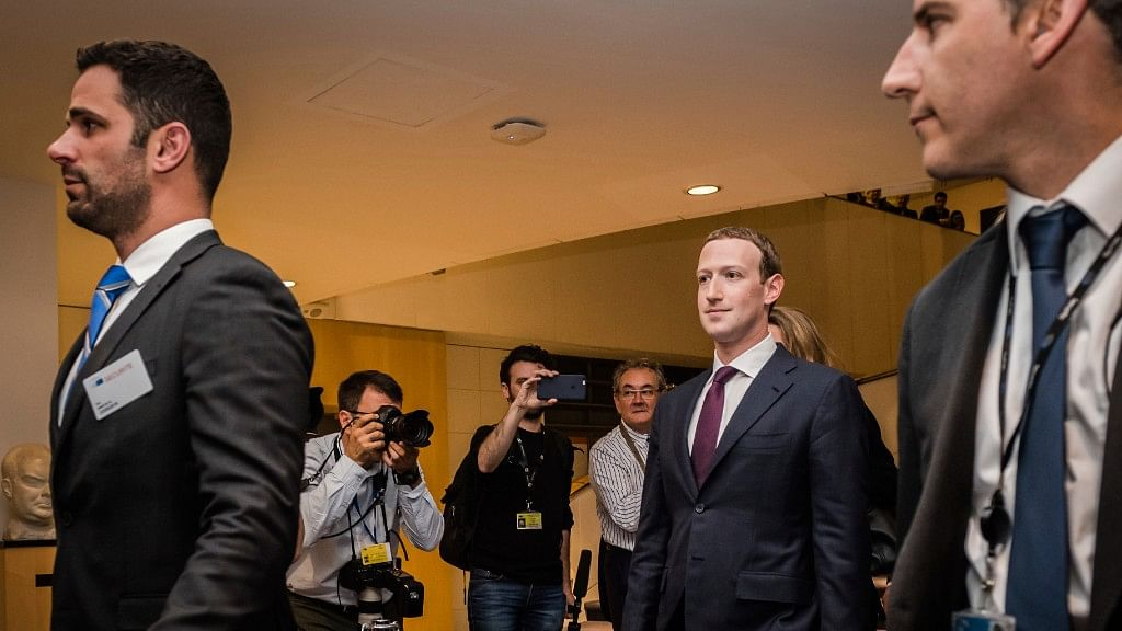 Mark Zuckerberg Says 'Sorry' to EU For Facebook's Privacy Mishaps