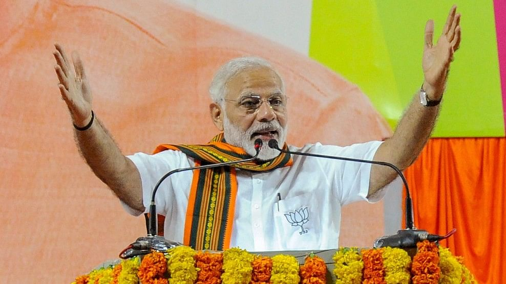 Karnataka: Modi Dubs Cong a 'Deal Party', Says No One Can Save It