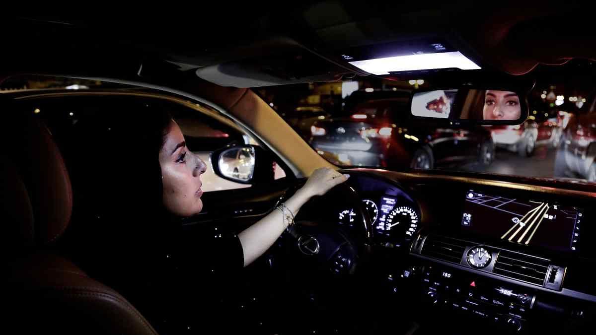 Women Take the Wheel as Saudi Arabia Lifts Driving Ban