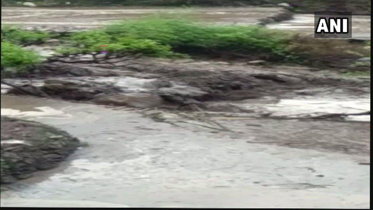 Cloudbursts and Heavy Rain Wreaks Havoc In Parts of Uttarakhand