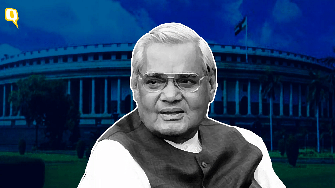 Vajpayee Lived the Life of a Flame Through Politics and Poetry