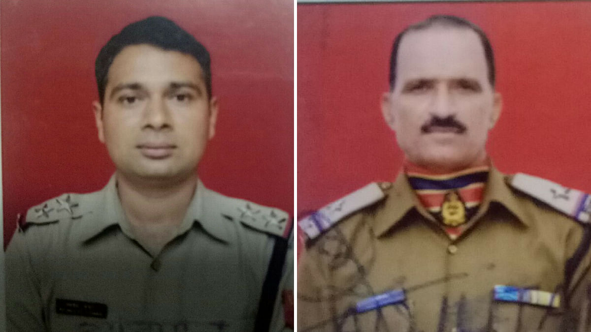 Sub-Inspector Rajneesh and ASI Ramniwas were martyred in the attack on Tuesday, 12 June.