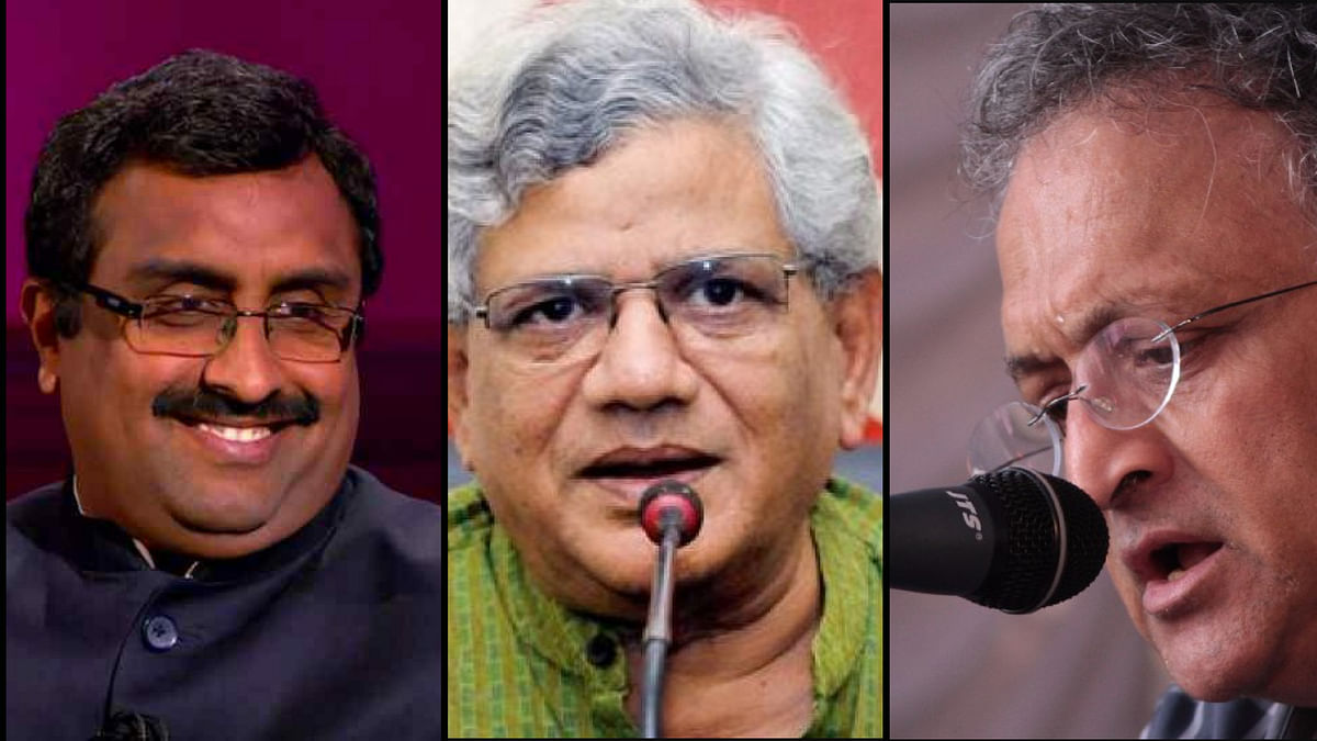 Historians, Politicians Break Down Pranab's Speech at RSS Event