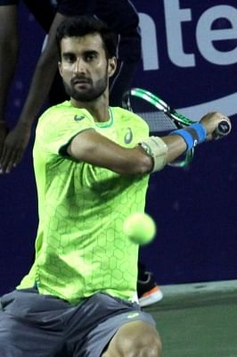 Yuki Bhambri. (Photo: IANS)