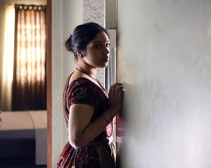 Bhumi Pednekar plays a house help in<i> Lust Stories</i>.&nbsp;