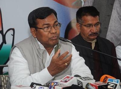 Congress leader Bhakta Charan Das. (Photo: IANS)