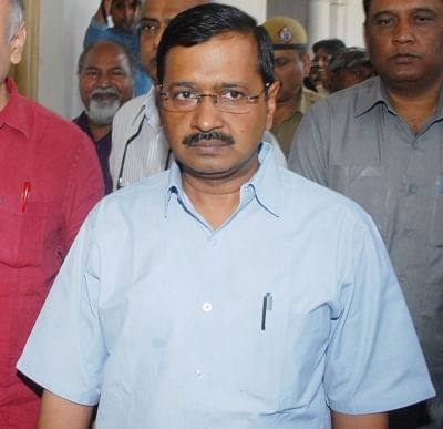 IAS officers' 'strike' being instigated by BJP: Kejriwal
