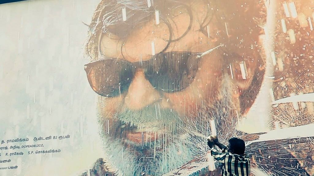 Rajinikanth's Kaala comes at a time when the actor is mired in controversy.