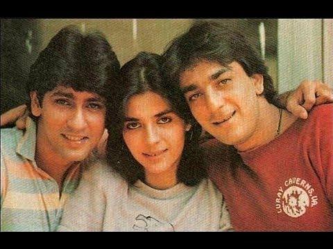 Kumar Gaurav, Namrata and Sanjay Dutt.