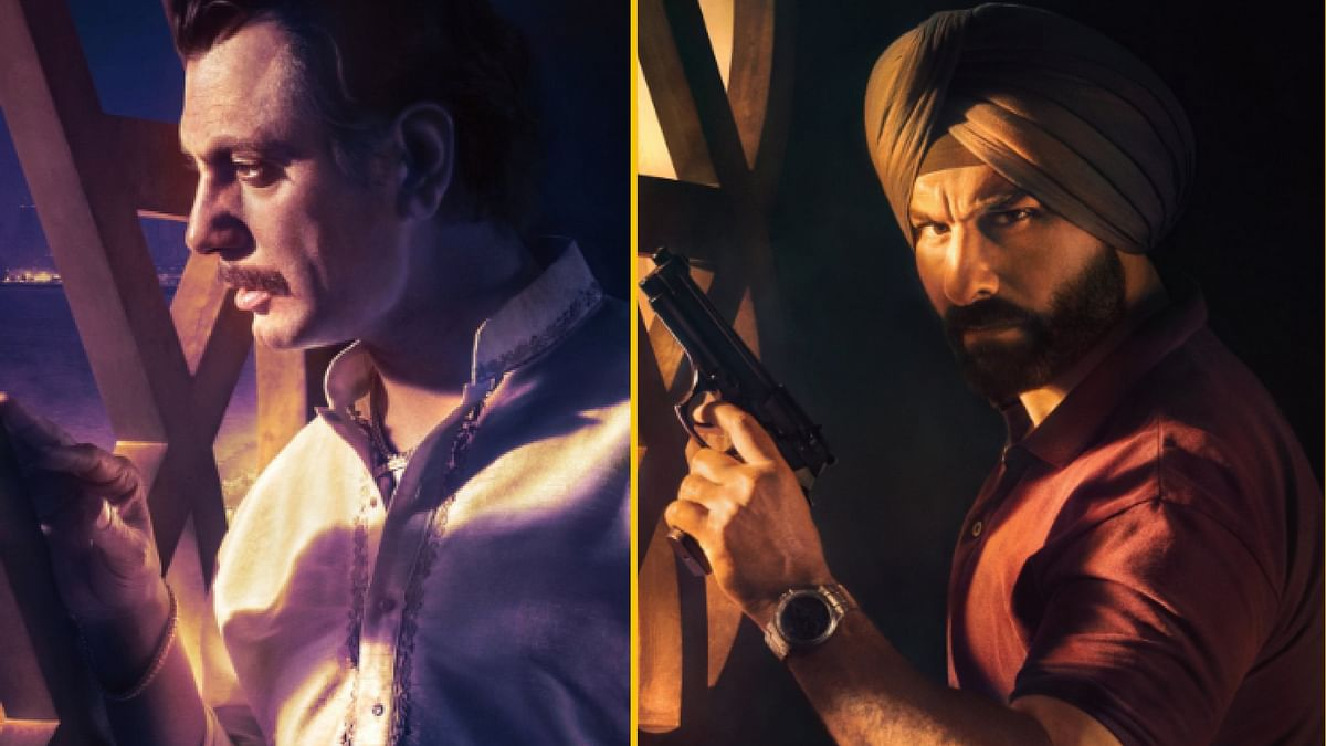 Netflix's 'Sacred Games' Is India's  Answer to 'Narcos'
