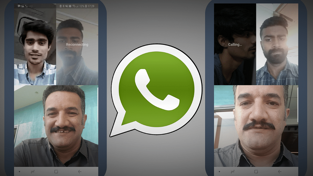 We Try WhatsApp Group Video Calling But Couldn't Get It To Work