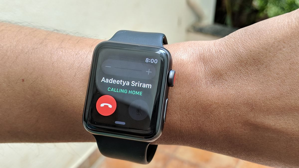 Apple Watch cellular version has launched in India.