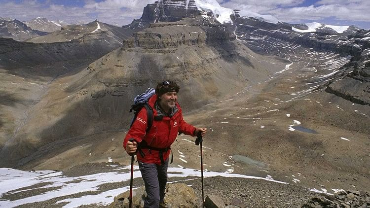 In Pictures: Kailash Mansarovar Yatra, an Icy Sojourn