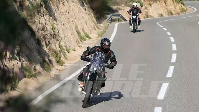 The launch of the KTM 390 Adventure will also mark the entry of KTM's Adventure lineup in India.