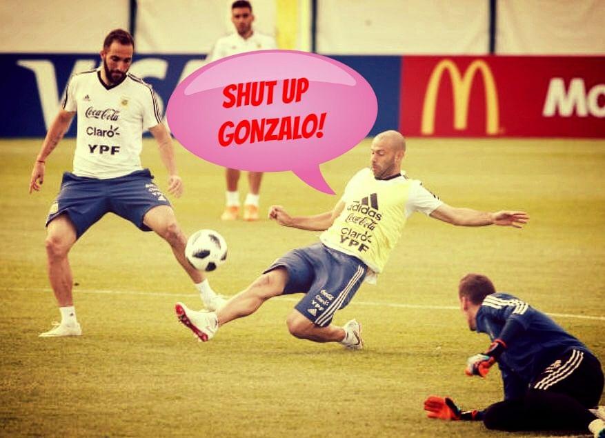 Mascherano does his boss proud