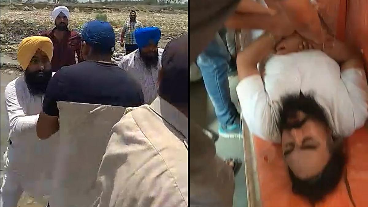 AAP MLA Allegedly Heckled in Punjab's Ropar, CM Singh Seeks Report