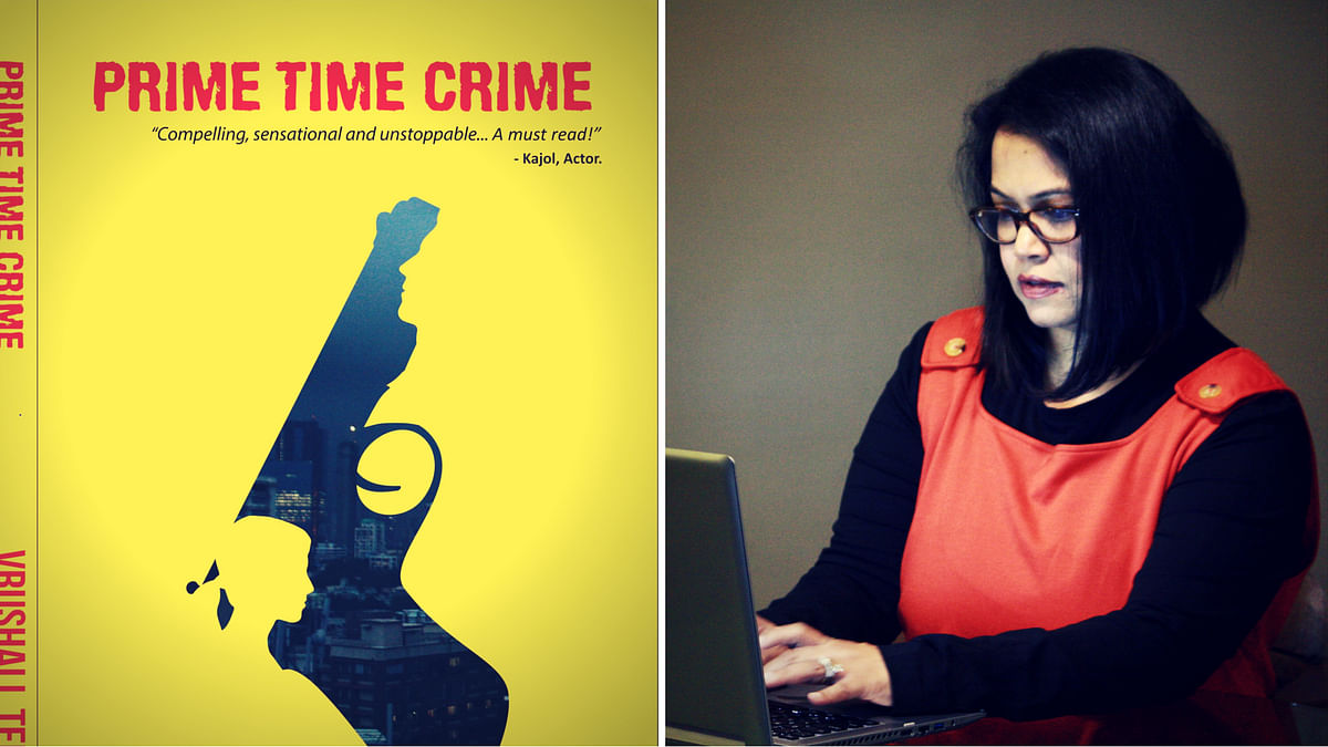 In her latest book, author-journalist Vrushali Telang weaves a punchy narrative.