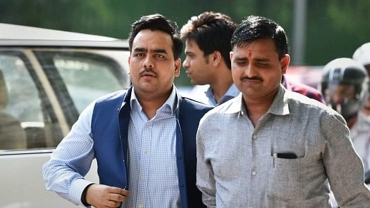 ED gets seven-day custody of journalist Upendra Rai in a money laundering case.