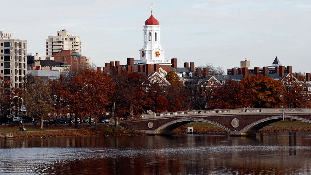 Asian-Americans group and Harvard fight it out over a study that alleges racial discrimination by the school.