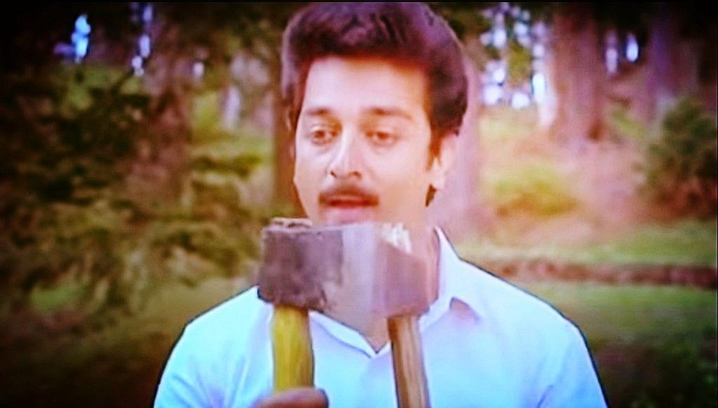 Kamal Haasan's silence left me wondering if he has an axe to grind.