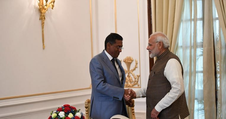 President Danny Antoine Rollen Faure and Modi had discussions on deepening partnership between India and Seychelles.