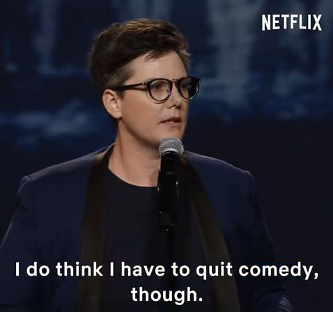 Hannah Gadsby's 'Nanette' Won't Leave Our Conscience Alone
