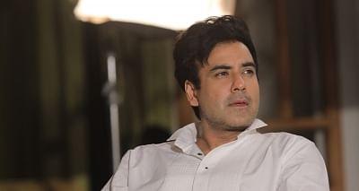 Actor Karan Oberoi.