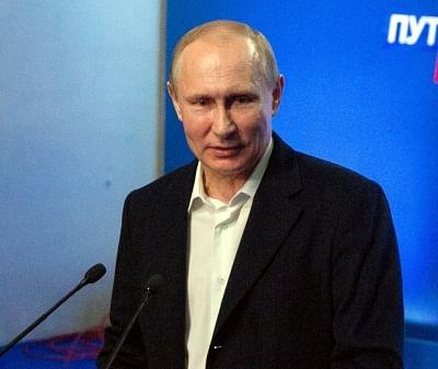 Russia not aiming to divide EU, says Putin