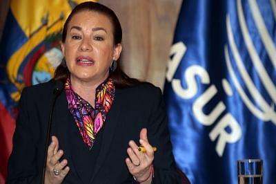 Fernanda Espinosa. (Xinhua/Santiago Armas/IANS)