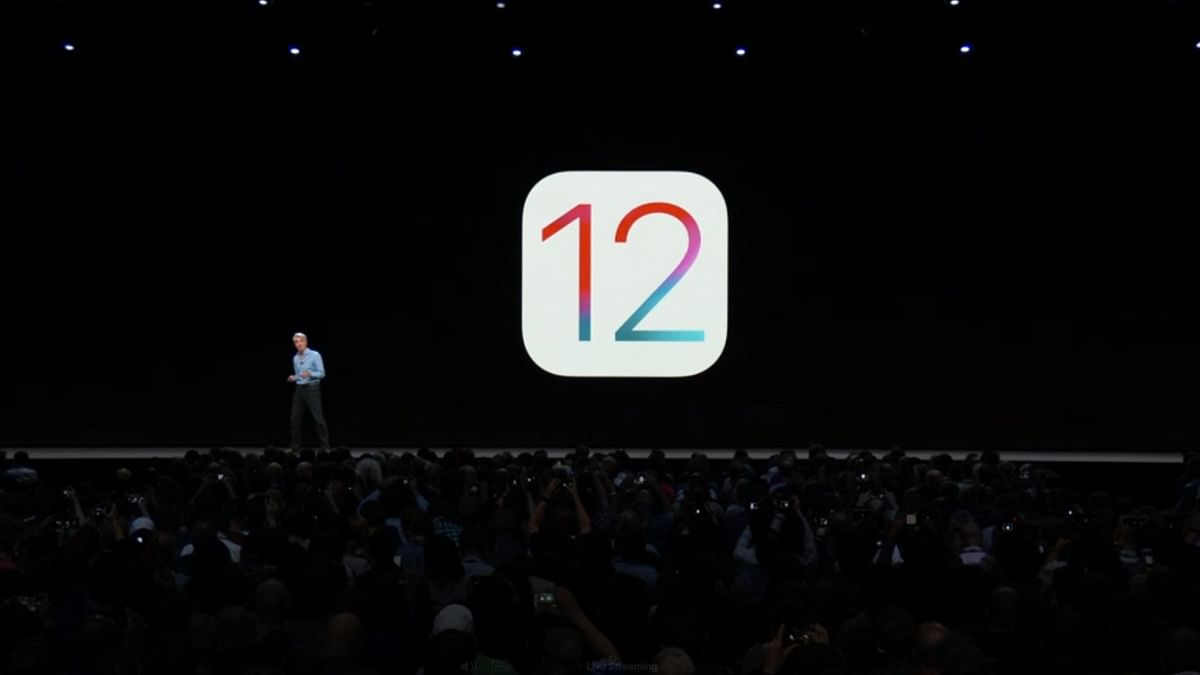 Apple WWDC 2018: Apple Announces iOS 12 for iPhone and iPad