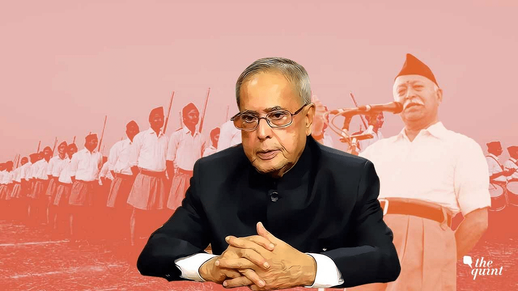 Pranab Mukherjee Has Shown Mirror to RSS at Their HQ: Congress