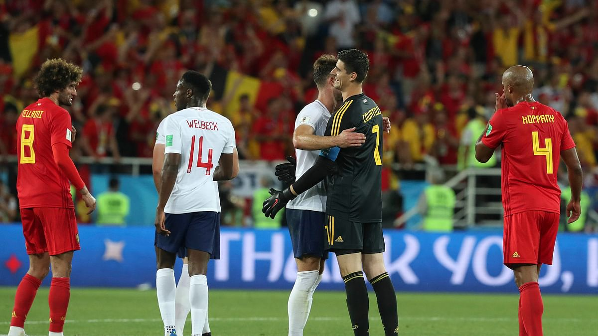 FIFA World Cup: Belgium Bt England, Move Into Tougher Side of Draw