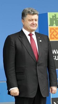 President of Ukraine Petro Poroshenko. (File Photo: IANS)