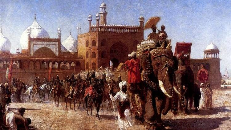 Siege of Delhi, March, 1803