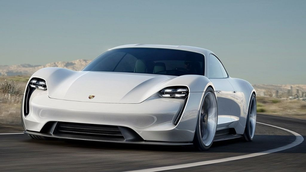 Porsche Mission E to be Called Taycan — Should Tesla be Worried?