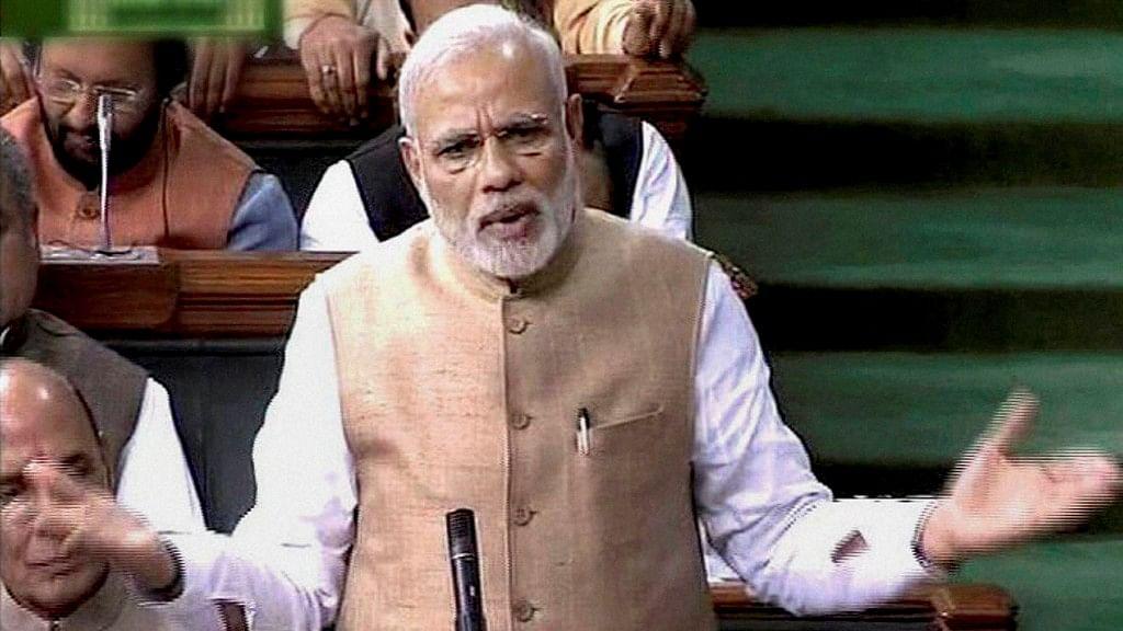 Prime Minister Narendra Modi. Image used for representational purposes only.