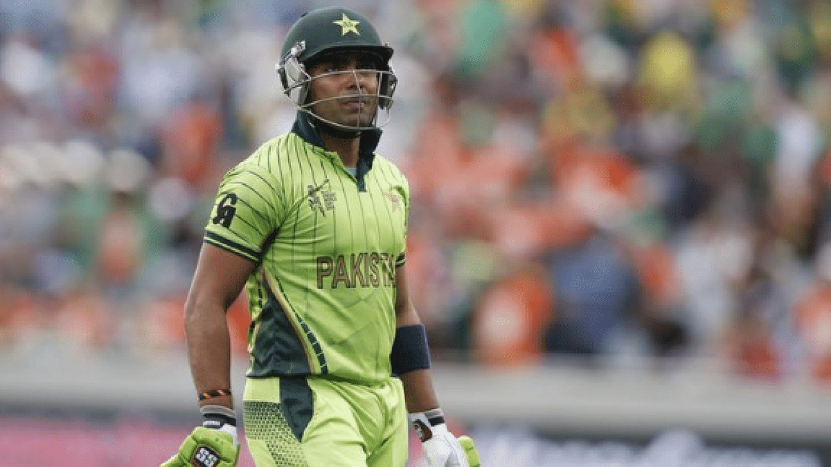 Umar Akmal Faces Sanctions For Misbehaving During Fitness Test
