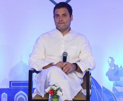Rahul Gandhi to interact with booth-level workers in Mumbai