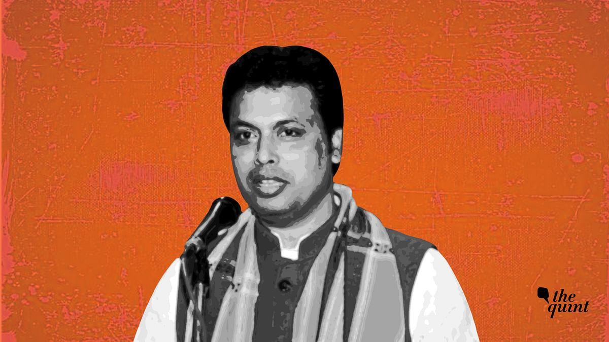 BJP Leaders Direct Tripura CM to Call Off 13 Dec 'Mandate' Meet