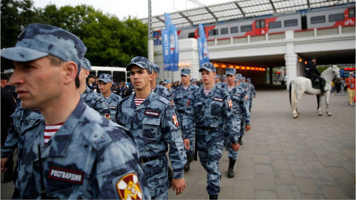 FIFA World Cup 2018: Keeping It Safe, Keeping It Fun in Russia