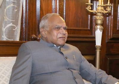 Assam Governor Banwarilal Purohit.